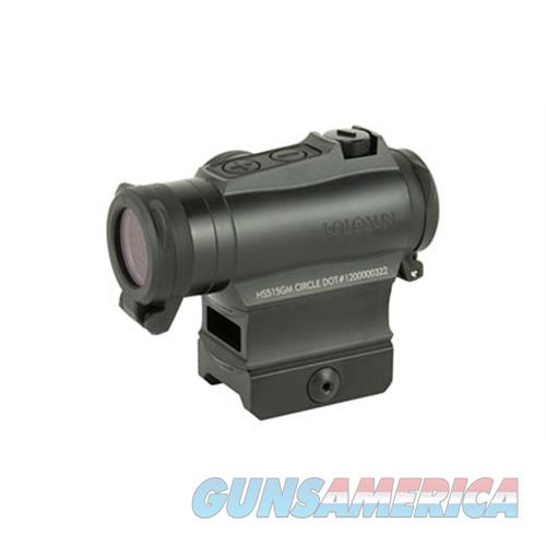 Holosun Dual Ret Qr/Ard/Caps HS515GM  Non-Guns > Scopes/Mounts/Rings & Optics > Mounts > Other