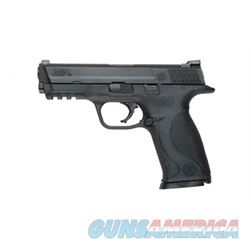 """Smith & Wesson 109250 M&P 40 *Ma Compliant*  40 Smith & Wesson (S&W) Double 4.25"""" Ms 10+1 Black Interchangeable Backstrap Grip Black Stainless Steel Slide 109250  Guns > Pistols > S Misc Pistols"""