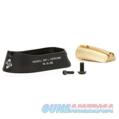 Alg Sprsonic G4 Magwell Blk 05-388B  Non-Guns > Gun Parts > Misc > Rifles