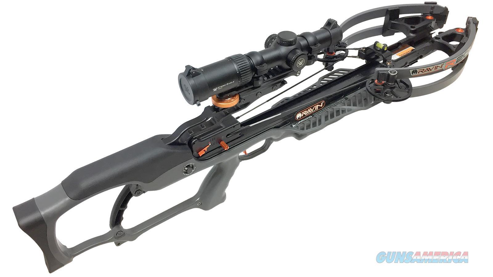 Ravin Crossbows Crossbow R20 Sniper Pkg Gunmetal Grey R023  Non-Guns > Archery > Bows > Crossbows