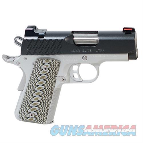 Kimber 45Acp Aegis Elite Ultra KIM3000356  Guns > Pistols > K Misc Pistols