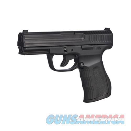 "Fmk Firearms G9c1g2cama 9C1 G2 Double 9Mmluger  4"" 10+1 Black Polymer Grip/Frame Black Carbon Steel FMKG9C1G2CM  Guns > Pistols > F Misc Pistols"