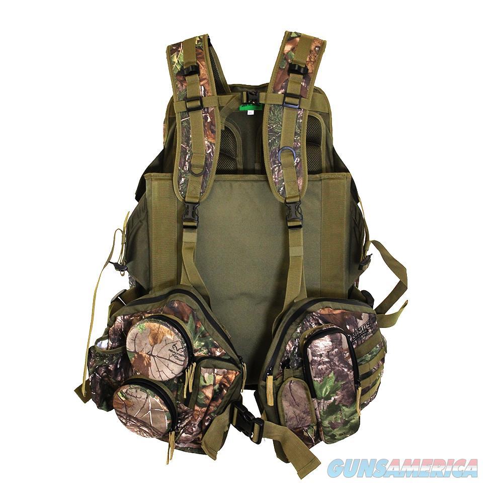 Primos Turkey Vest Rocker Genii Rt Xtra Green M/L 65717  Non-Guns > Gun Parts > Misc > Rifles