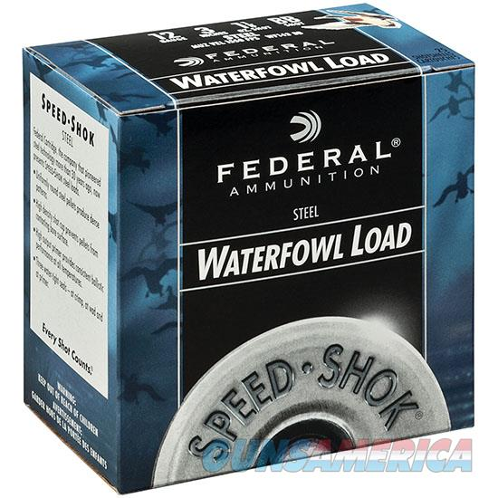Federal Speed-Shok 20Ga 3 7/8Oz #2 25/10 WF207 2  Non-Guns > Ammunition