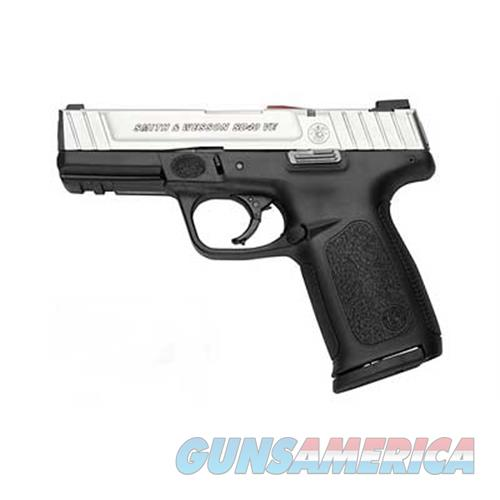 "Smith & Wesson 123403 Sd  Double 40 Smith & Wesson (S&W) 4"" 10+1 Black Polymer Grip Black 123403  Guns > Pistols > S Misc Pistols"