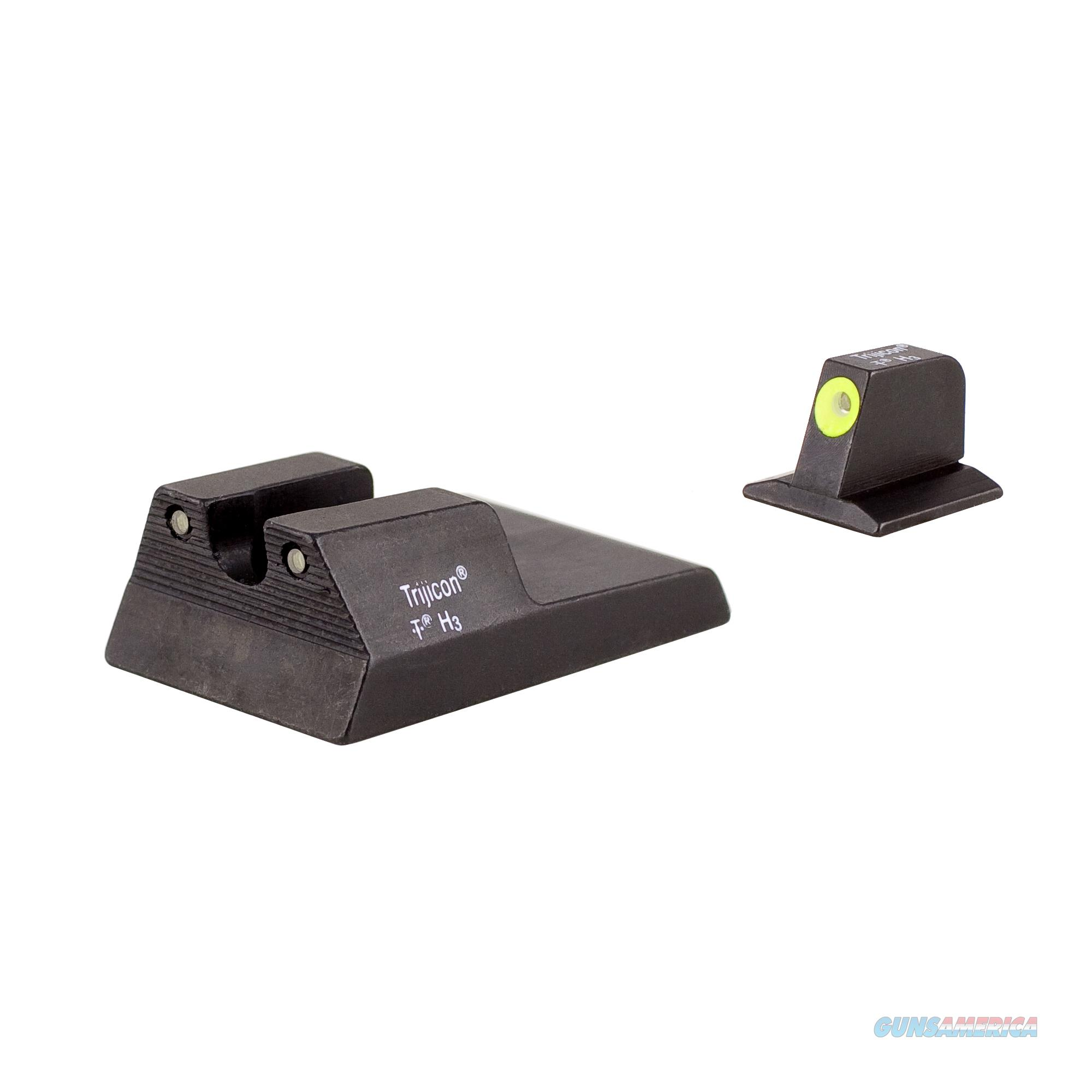 Trijicon Ruger Hd Night Sight Set RA115Y  Non-Guns > Iron/Metal/Peep Sights