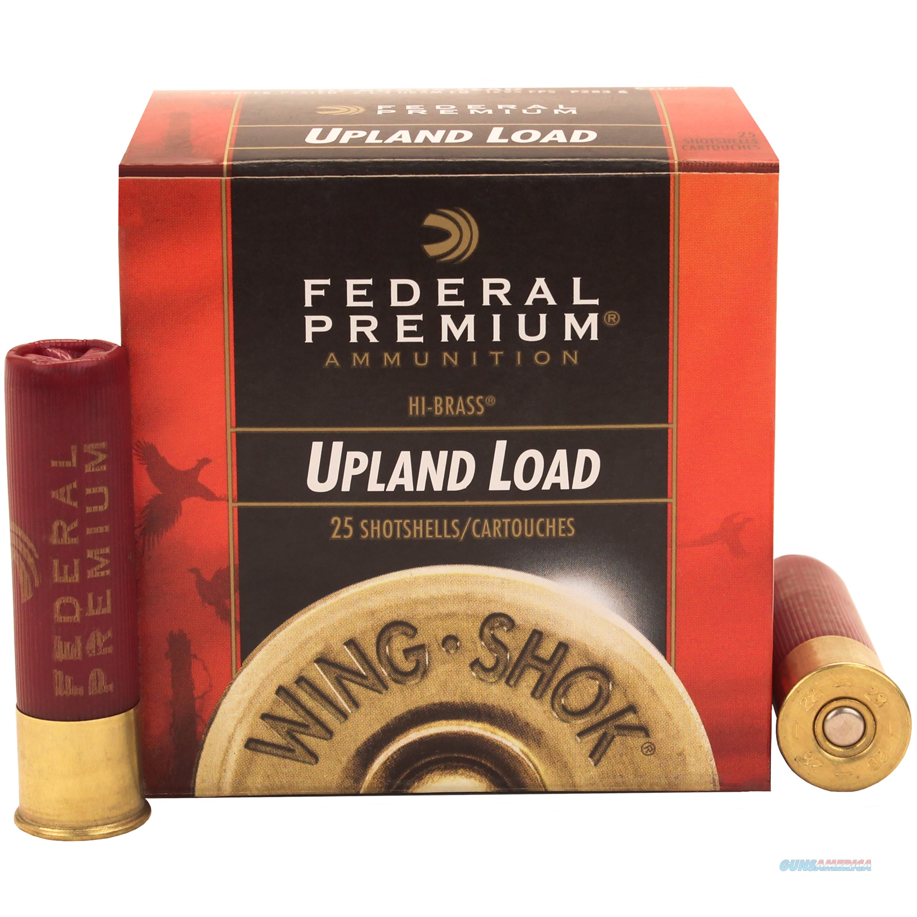 Federal 28 Gauge P283 6  Non-Guns > Ammunition