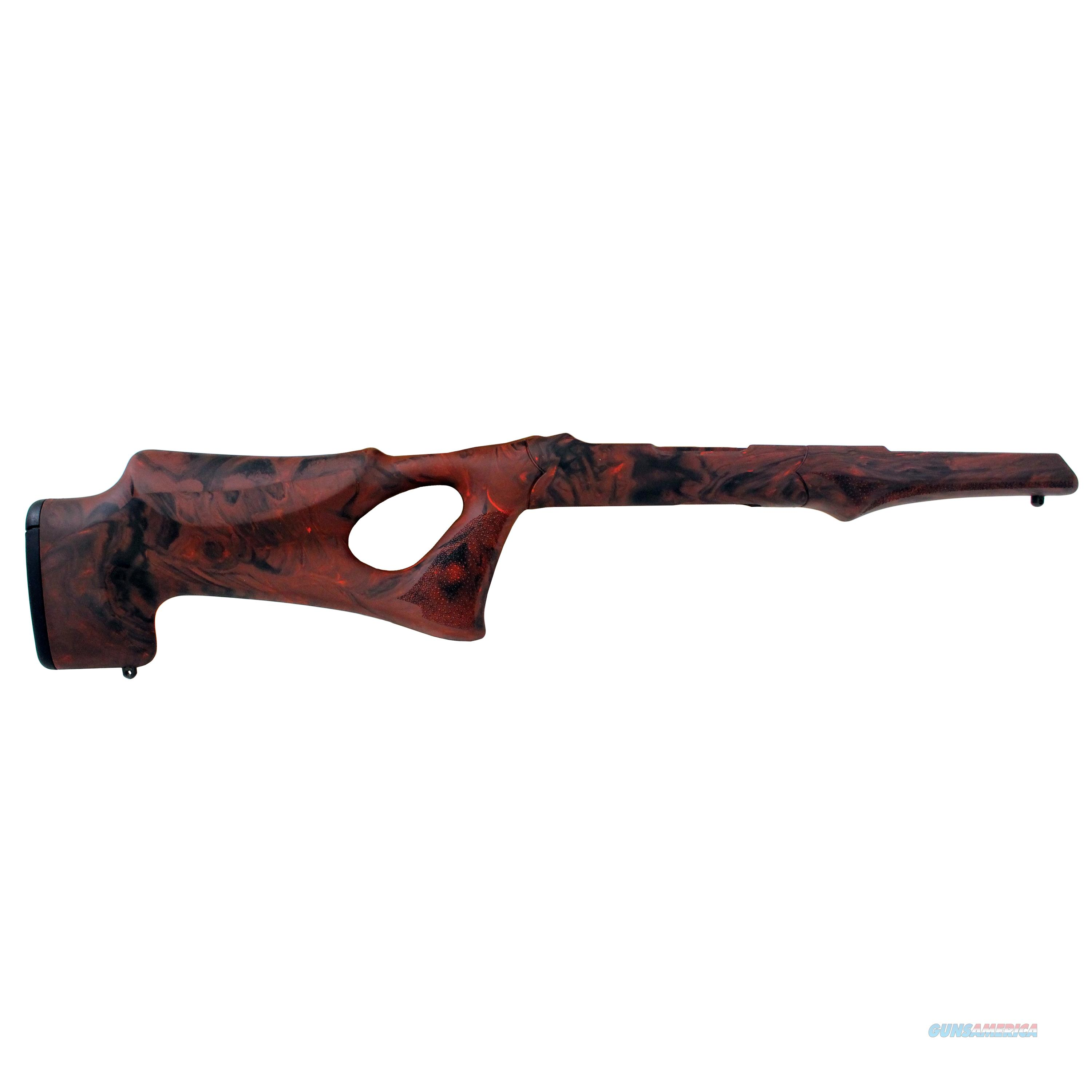 Hogue 10/22 Takedown Thumbhole Standard Barrel Rubber Overmolded Stock 21062  Non-Guns > Gunstocks, Grips & Wood