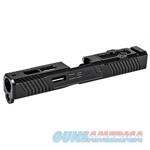 Zev Technologies Zev Strppd Exo For Glk19 G3 Rmr Blk SLD-Z19-3G-EXO-RMR-DLC  Non-Guns > Gun Parts > Misc > Rifles