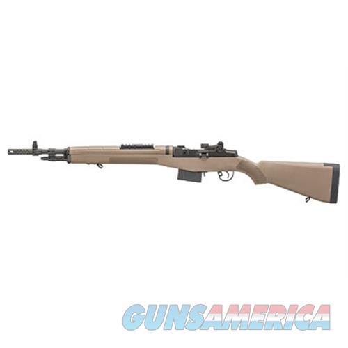 Springfield Armory Sprgfld M1a Sct Squad 308 Fde 10Rd AA9120  Guns > Rifles > S Misc Rifles