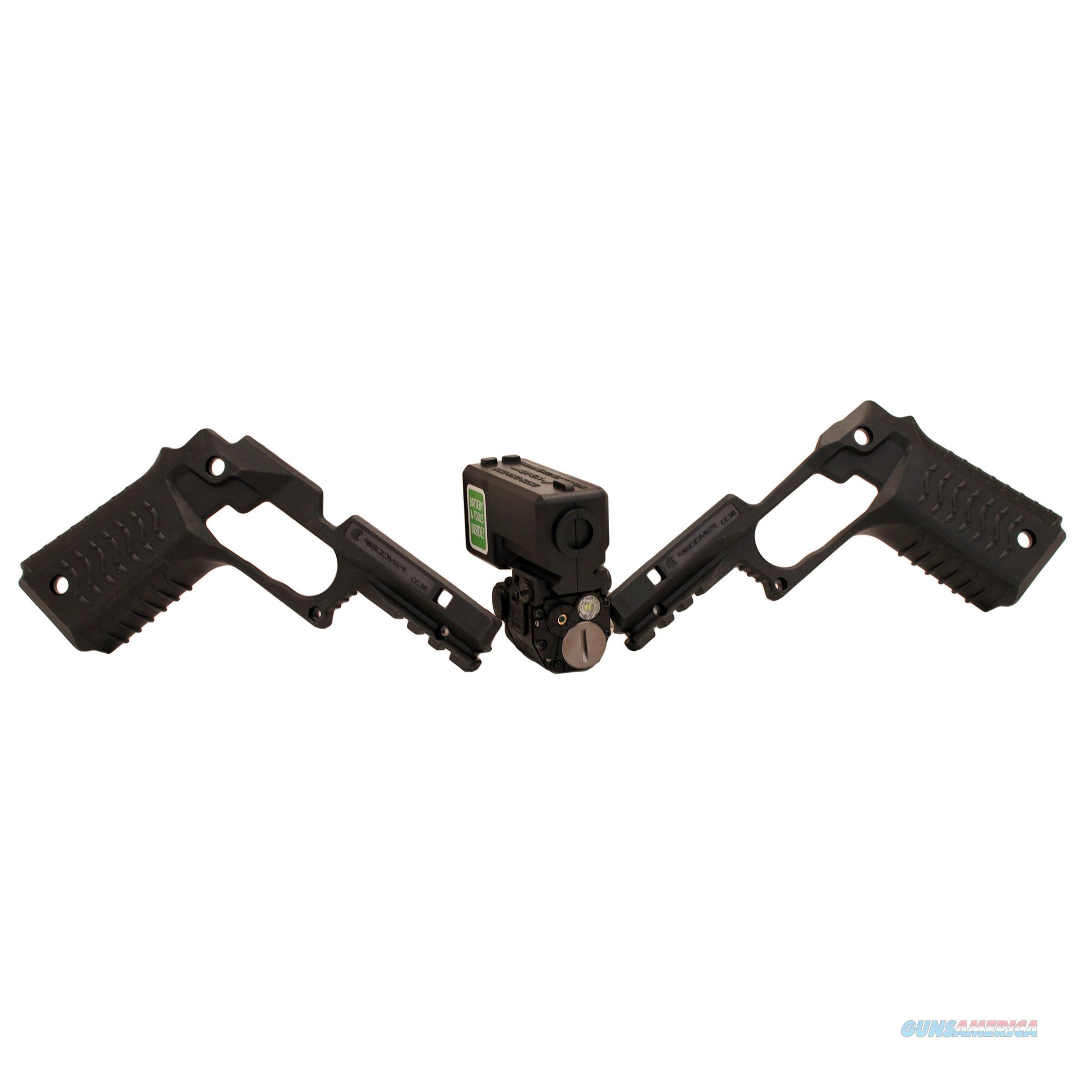 Viridian C5lr With Recover Grip/Railsystm For 1911 C5L-R-CC3  Non-Guns > Gun Parts > Misc > Rifles