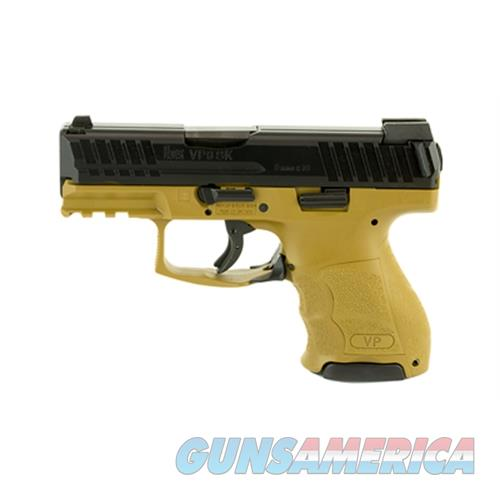 """Heckler & Koch Hk Vp9sk 9Mm 3.39"""" 10Rd Fde Ns 3Mags 81000096  Guns > Pistols > H Misc Pistols"""