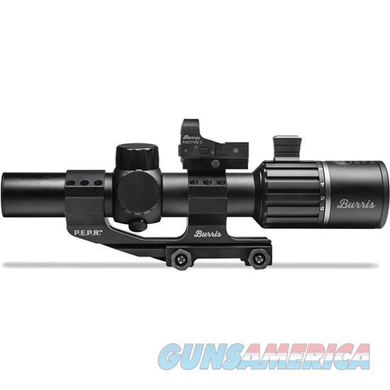 Burris 1-6X24 Rt6 30Mm Ir Ball Ar Fastfire & Pepr 200475  Non-Guns > Scopes/Mounts/Rings & Optics > Mounts > Other