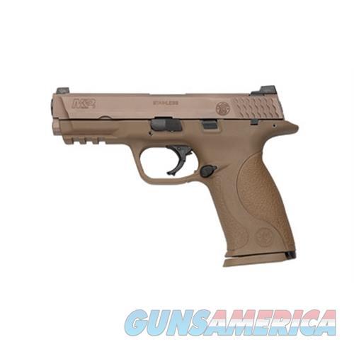 """Smith & Wesson S&W M&P 9Mm 4.25"""" Fde 17Rd Vtac 209921  Guns > Pistols > S Misc Pistols"""