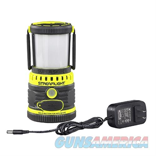 Streamlight Siege Rechargeable Series Lantern-Yellow 44945  Non-Guns > Tactical Equipment/Vests