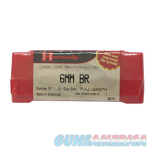 Hornady Custom Grade Series Iv New Dimension 2-Die Set 546432  Non-Guns > Reloading > Components > Brass