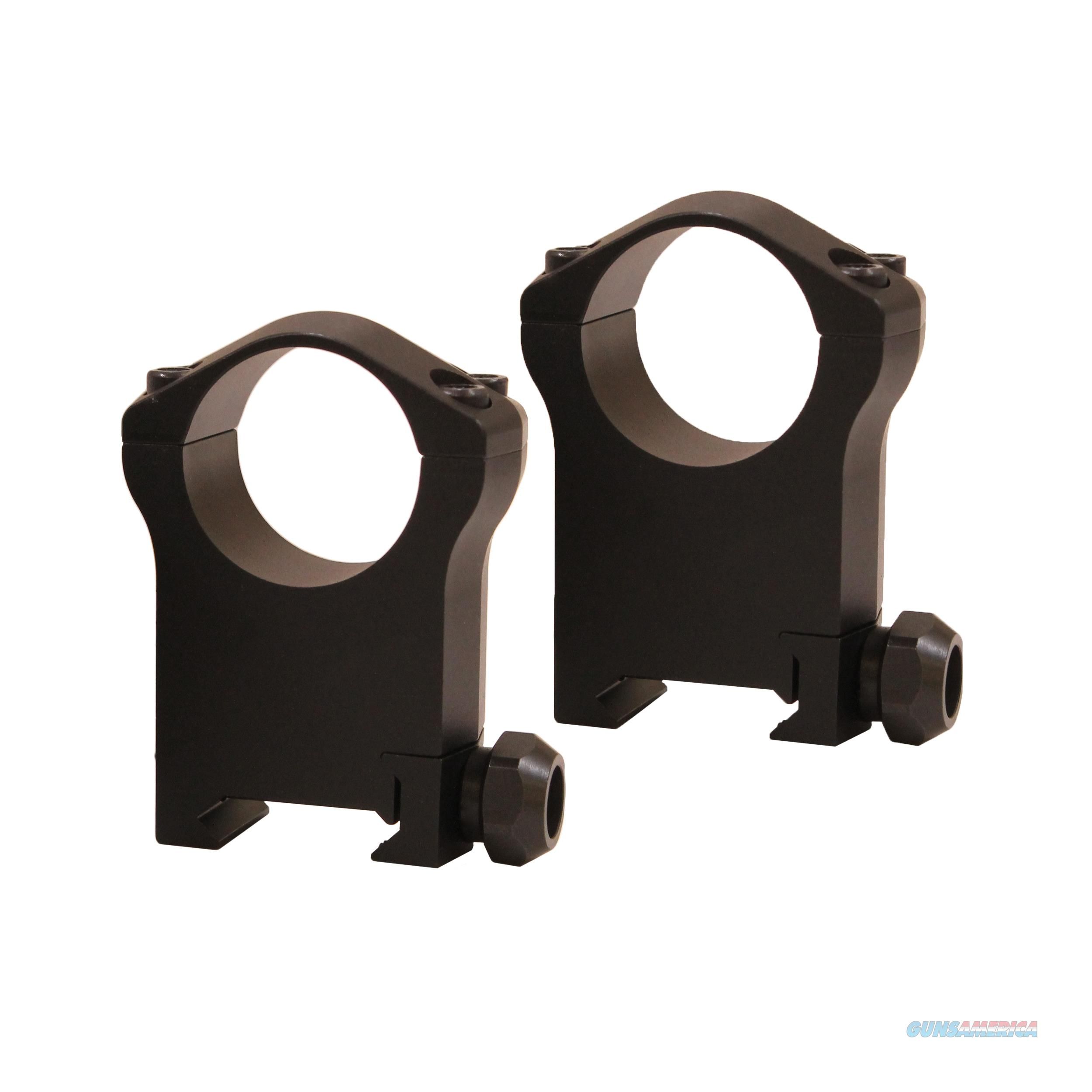 Warne Mfg Co Mountain Tech Picatinny Style Rings 7204M  Non-Guns > Scopes/Mounts/Rings & Optics > Mounts > Other