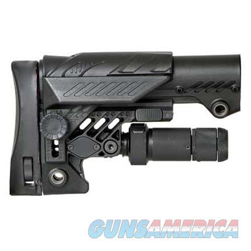 Caa Advncd Sniper Stock W/Leg Ar15 ARS  Non-Guns > Gunstocks, Grips & Wood