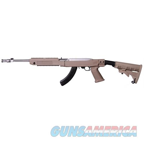 Tapco 16775 Intrafuse 10/22 Takedown Rifle Stock System Compsite Fde STK63163 DARK EARTH  Non-Guns > Gunstocks, Grips & Wood