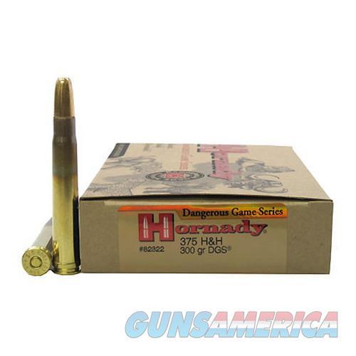 Horn Shot 375 H&H 090255823226  Non-Guns > Ammunition