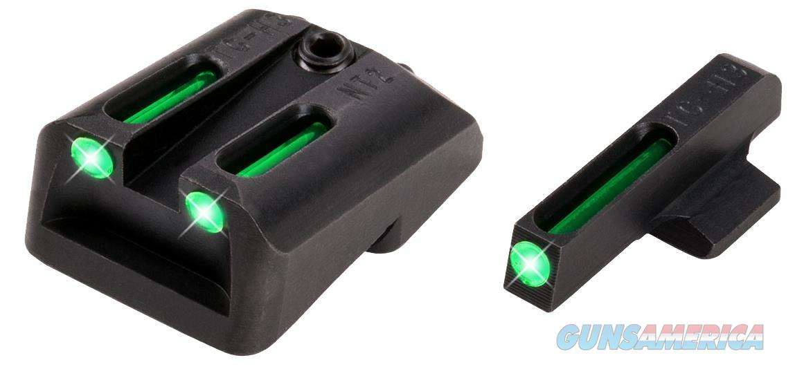 Truglo Tg131nt4 Tfo 1911 Officer/Commander With Novak Lomount Fiber Optic Green TG131NT4  Non-Guns > Iron/Metal/Peep Sights