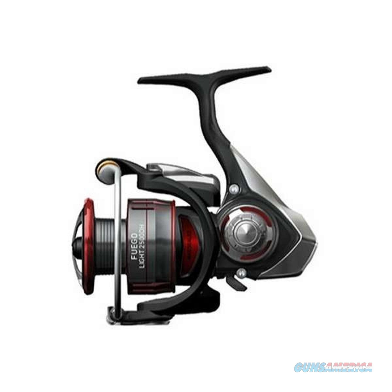 Daiwa Fuego Lt Spinning Reel 6+1 5.3:1 Fglt2500d FGLT2500D  Non-Guns > Fishing/Spearfishing