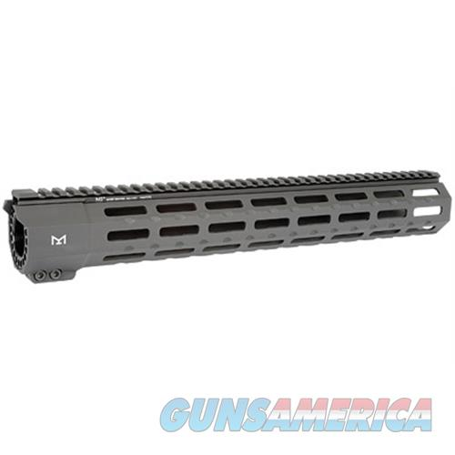 "Midwest Industries, Inc. Midwest Sp Series Mlok 15"" Hndgrd Bk P15M  Non-Guns > Gunstocks, Grips & Wood"