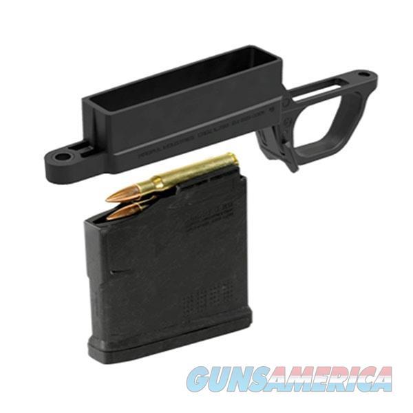 Magpul Bolt Action Magazine Well Hunter 700L Standard Black MAG489-BLK  Non-Guns > Gunstocks, Grips & Wood