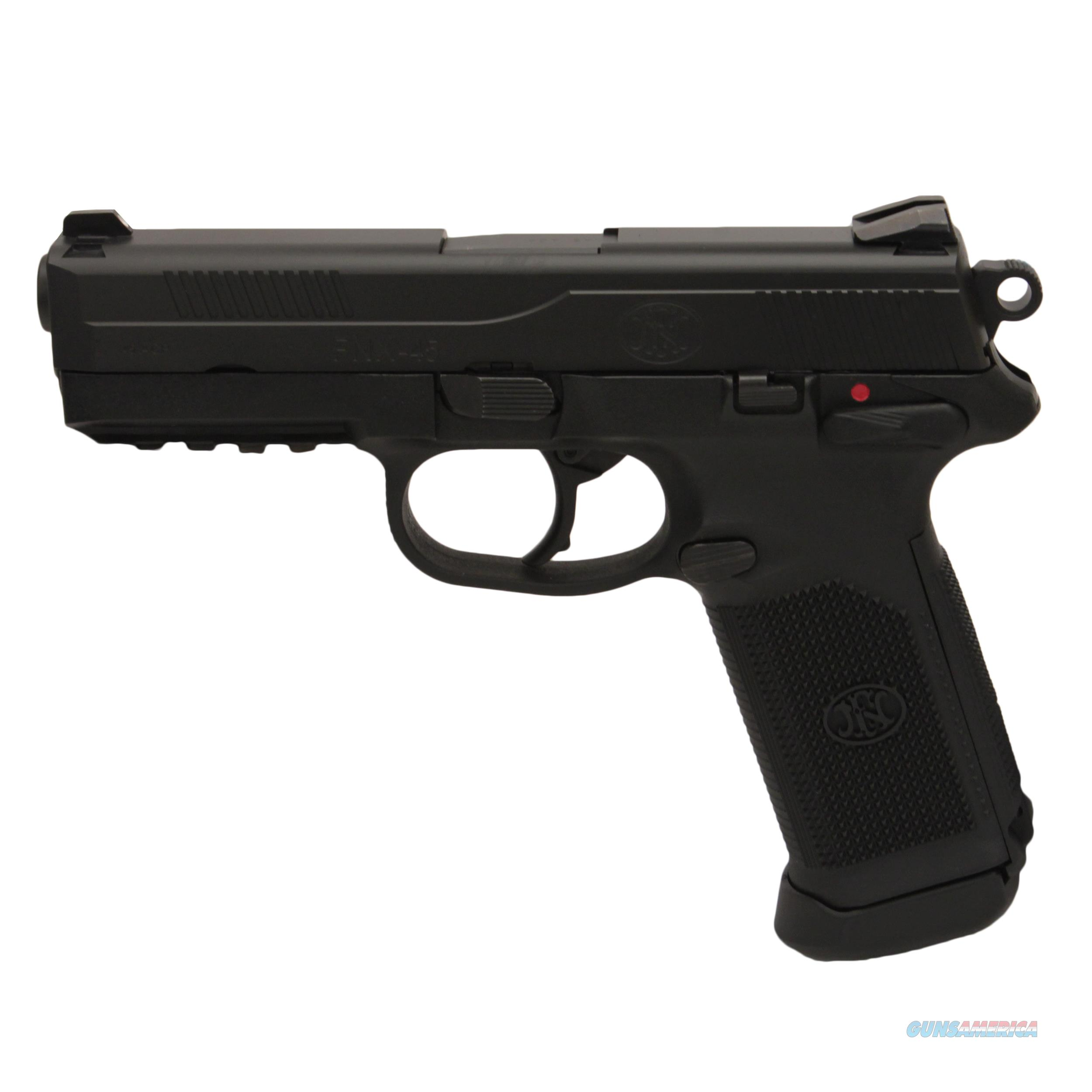 Fn Manufacturing Fnx-45 Usg Da/Sa Manual Safety 66960  Guns > Pistols > F Misc Pistols