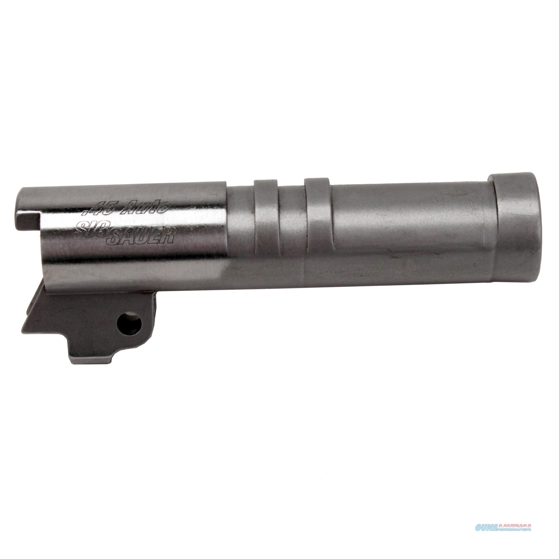 Sig Sauer Replacement Barrel, 45 Acp, Link & Pin, For 1911 BBL-1911-45-ULTRA  Non-Guns > Barrels