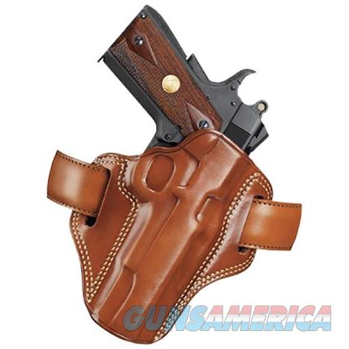 Galco Cm112 Combat Master Belt Holster  S&W K/Fr/19 Steerhide Tan CM112  Non-Guns > Holsters and Gunleather > Other