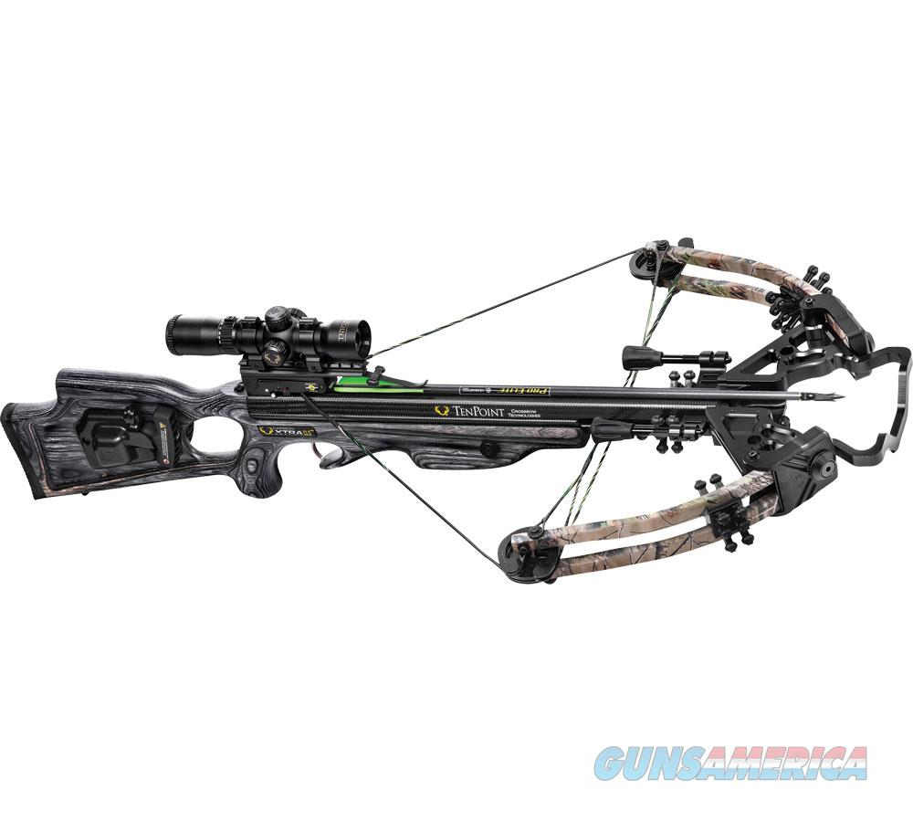 Ten Point Cabron Fus Cls Pkg W/Acud CB11001-8711  Non-Guns > Archery > Bows > Crossbows