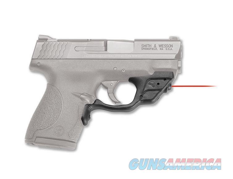 Crimson Trace Laserguard S&W Shld Red LG-489-HBT  Non-Guns > Gun Parts > Misc > Rifles