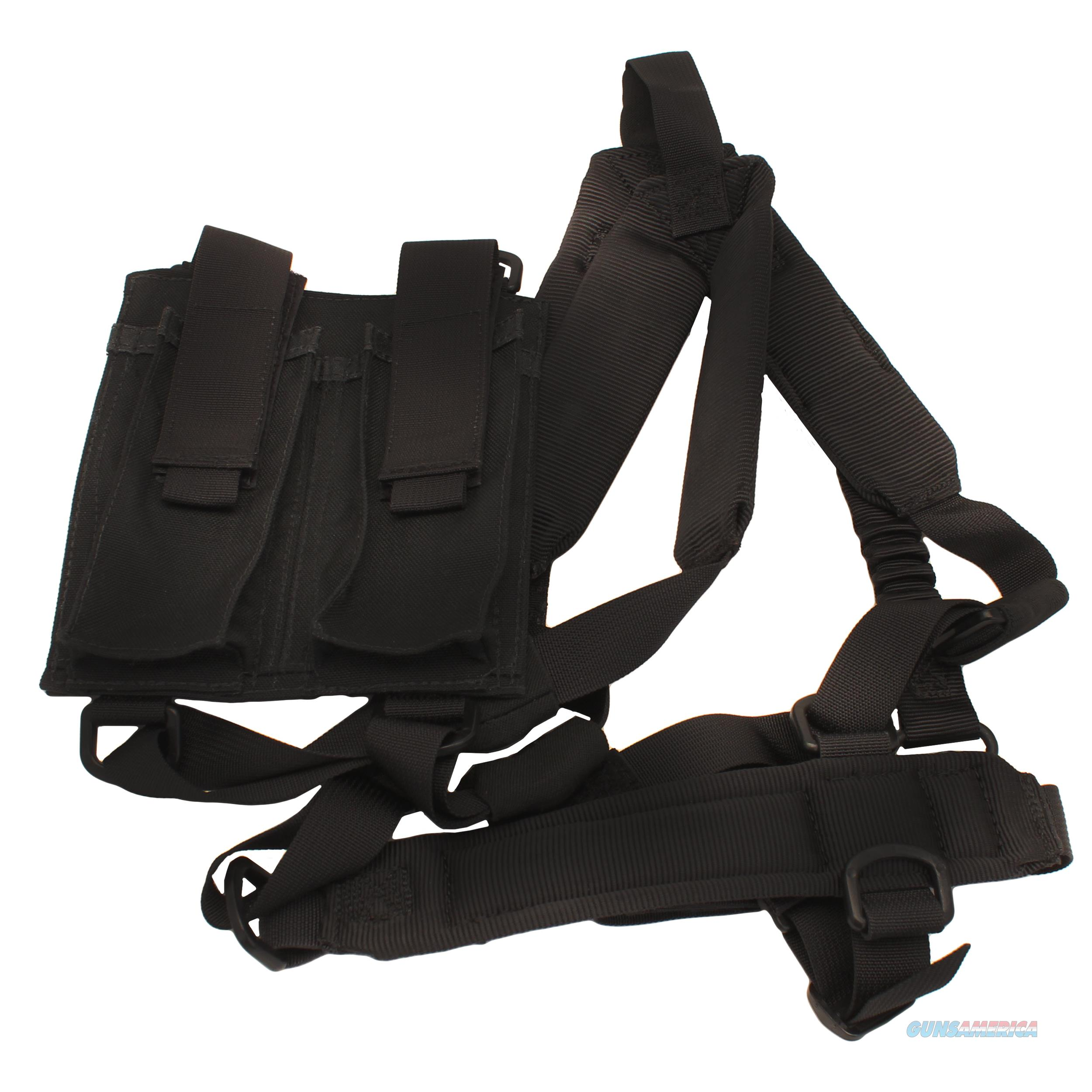 Troy Industries Inc Pdw Shoulder Harness Sling SSLI-PSH-00BT-00  Non-Guns > Holsters and Gunleather > Other