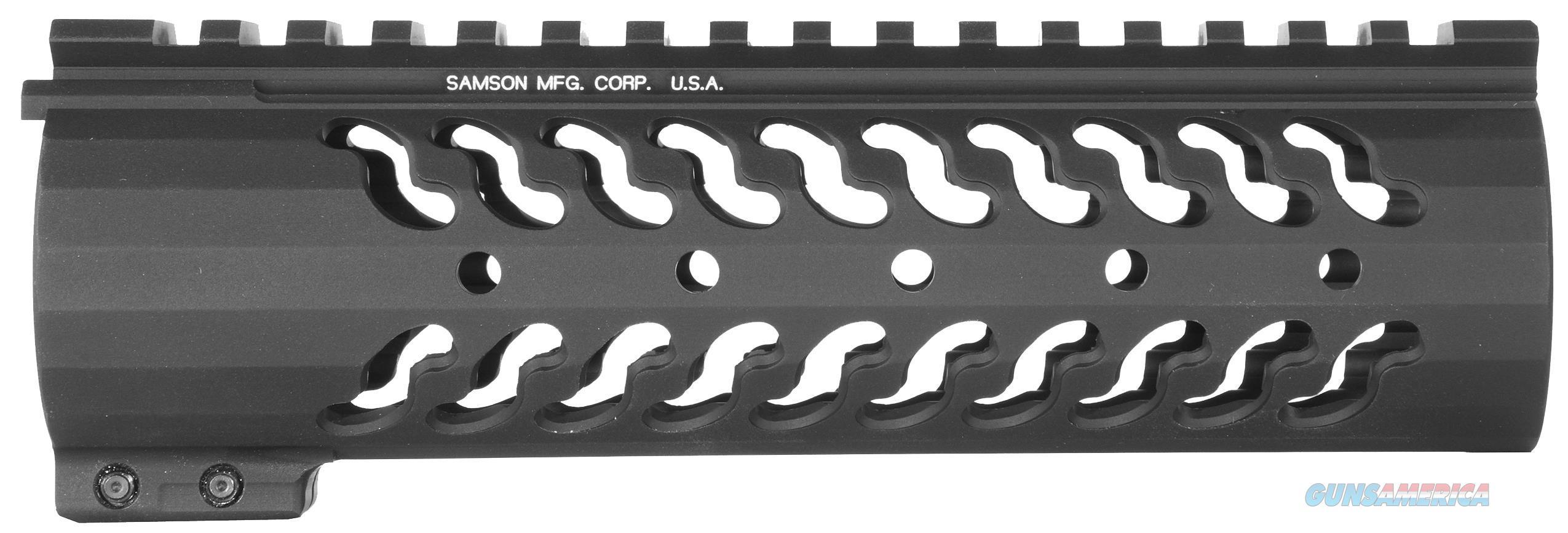 "Samson Evo-9 Evolution 9"" Handguard W/Rails Ar-15 Alum Black EVO-9  Non-Guns > Gunstocks, Grips & Wood"