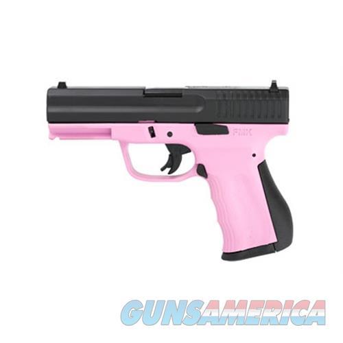 Fmk Firearms 9Mm G2 Fat 14Rd Pink FMKG9C1G2PK  Guns > Pistols > F Misc Pistols