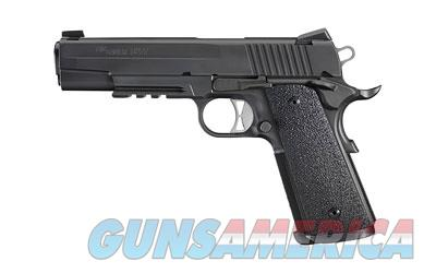"Sig Sauer Sig 1911R To 10Mm 5"" 8Rd Blk Ns Erg 1911R10TACOPS  Guns > Pistols > S Misc Pistols"
