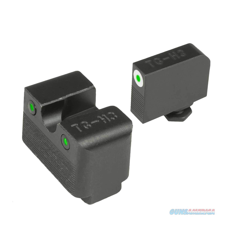 Truglo Sight Set S&W M&P Tritium Pro White W/ U-Notch TG231MP1W  Non-Guns > Gun Parts > Misc > Rifles