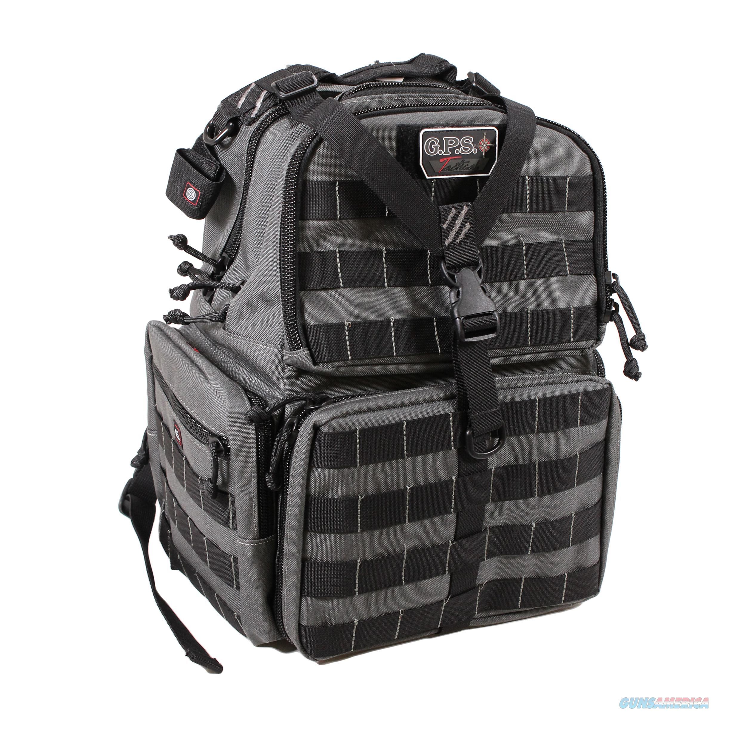 Goutdoors, Inc. Tactical Range Backpack GPS-T1612BPG  Non-Guns > Holsters and Gunleather > Other