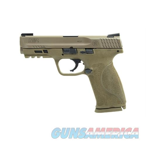Smith & Wesson M&P9 M2.0 9Mm Truglo Tfx  Ns Fde Nts (2) 17Rd 11767  Guns > Pistols > S Misc Pistols