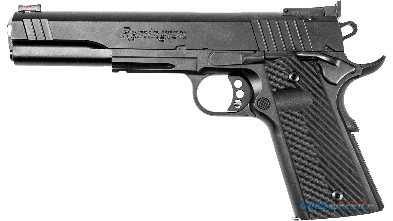 Remington R1 10Mm 6 2 8Rd Mags Blackss 96679  Guns > Pistols > R Misc Pistols