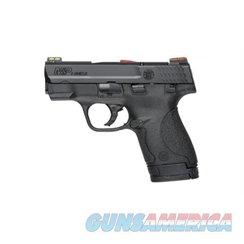 "S&W Shield 9Mm 3.1"" Blk 8Rd Hivz Ca 11905  Guns > Pistols > S Misc Pistols"
