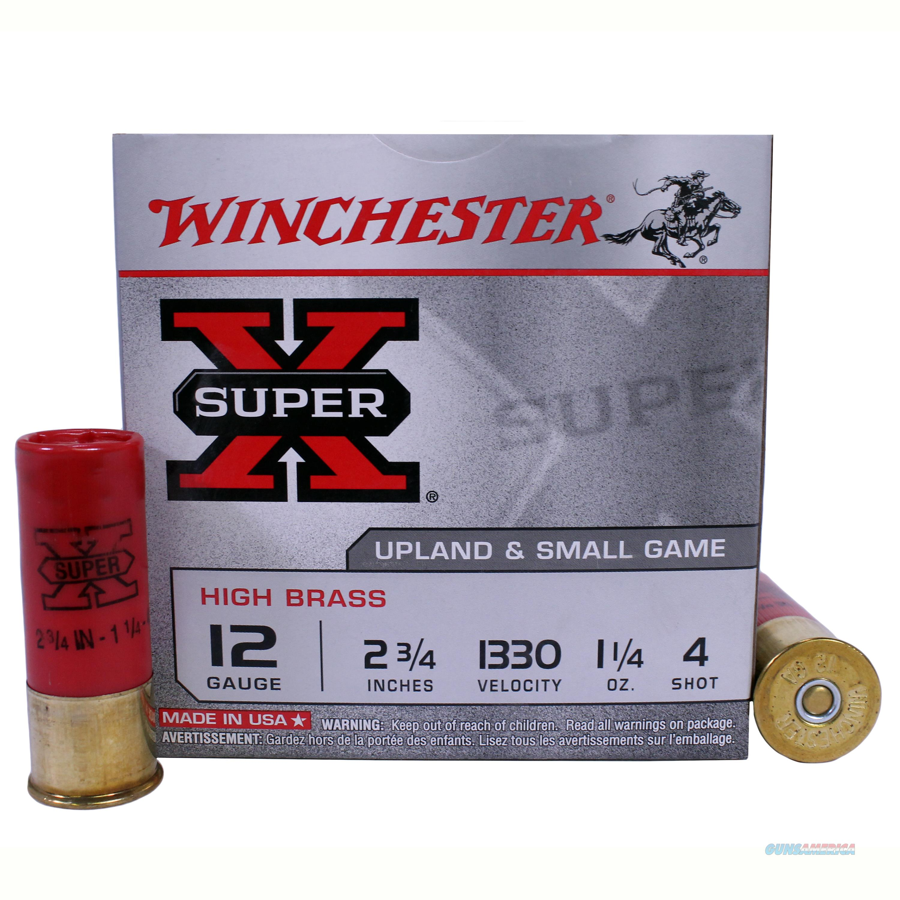 Winchester 12 Gauge X124  Non-Guns > Ammunition