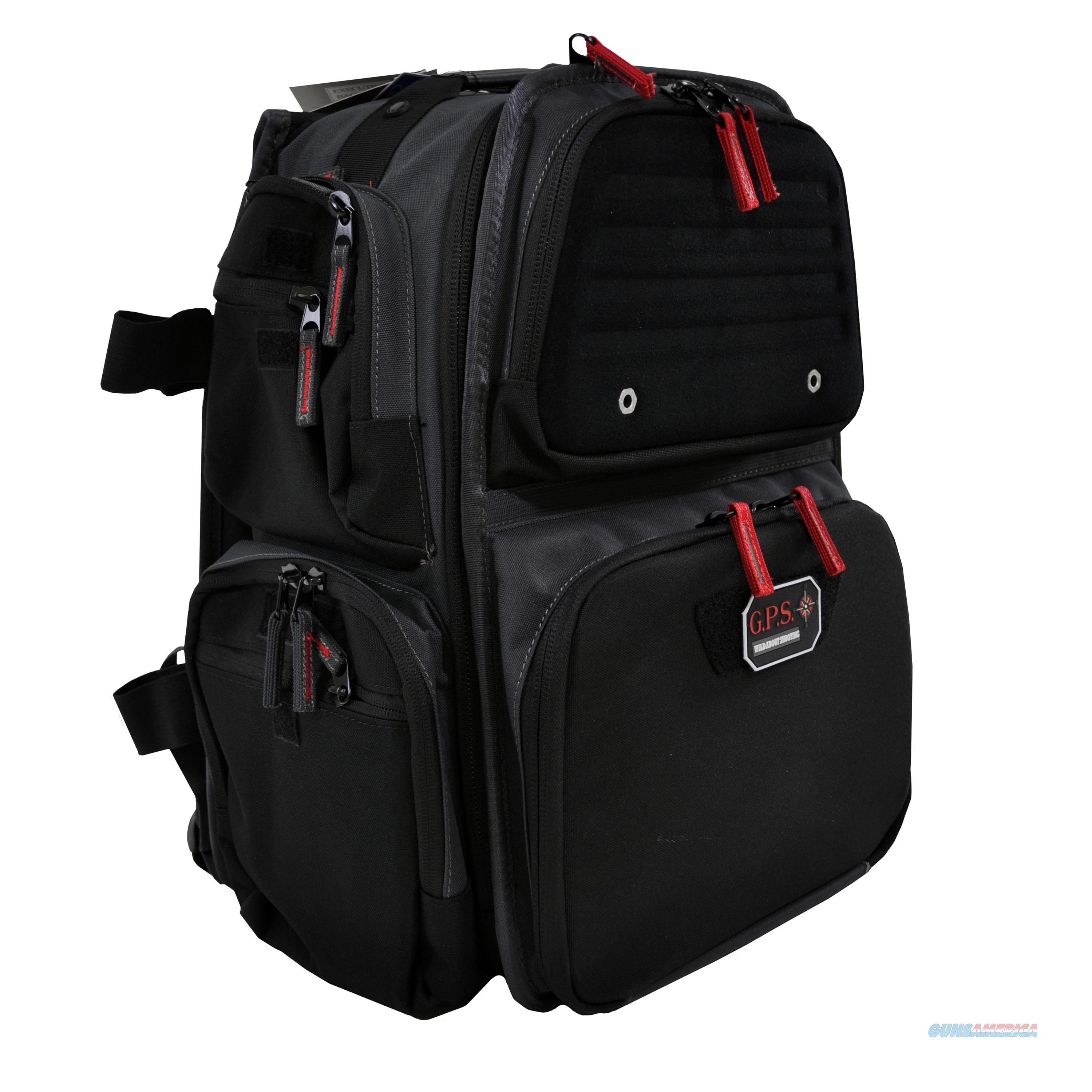 Goutdoors, Inc. Executive Backpack GPS-1812BPG  Non-Guns > Holsters and Gunleather > Other