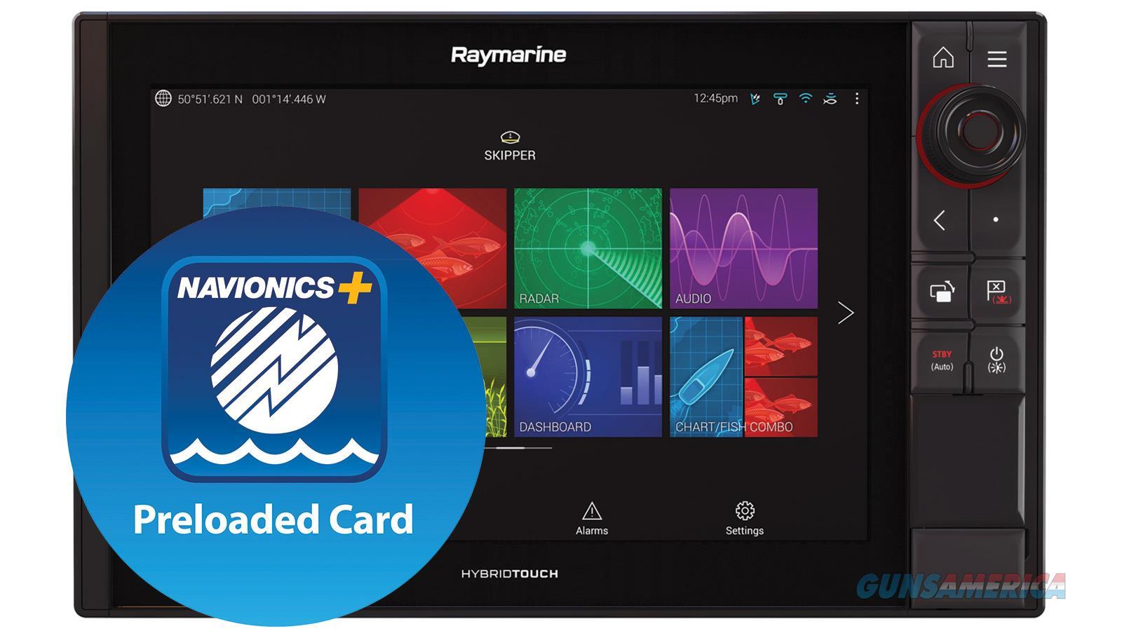 Raymarine Axiom Pro 12 Rvx W/ Nag E70372-00-NAG  Non-Guns > Fishing/Spearfishing
