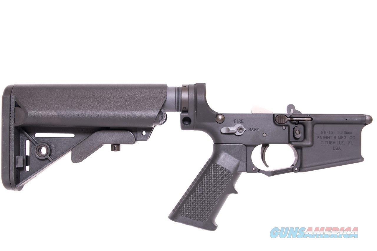 Knights Armament Lower Rec Assmbly Kit Sr 15 Iws 25780  Guns > Rifles > K Misc Rifles