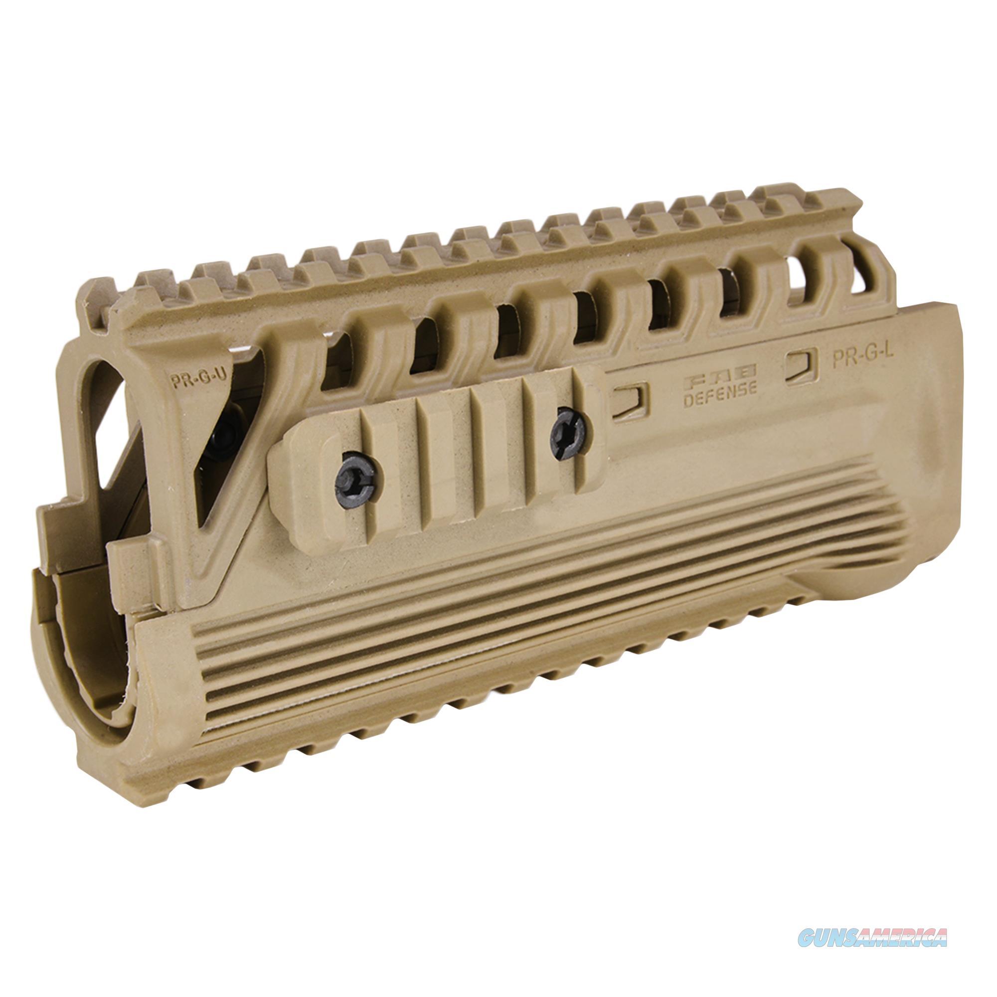 Mako Group Galil Combat Handguards PRG-FDE  Non-Guns > Gun Parts > Misc > Rifles