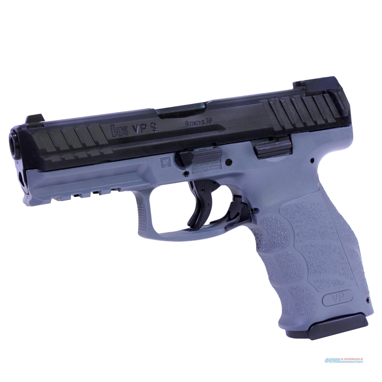Heckler & Koch Vp9 9Mm 700009GYLEA5  Guns > Pistols > H Misc Pistols