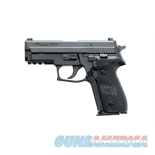Sig Sauer P229 9Mm 3.9 Blk Acc Rail Ns 10Rd Ma Lega 229RM-9-BSS  Guns > Pistols > S Misc Pistols