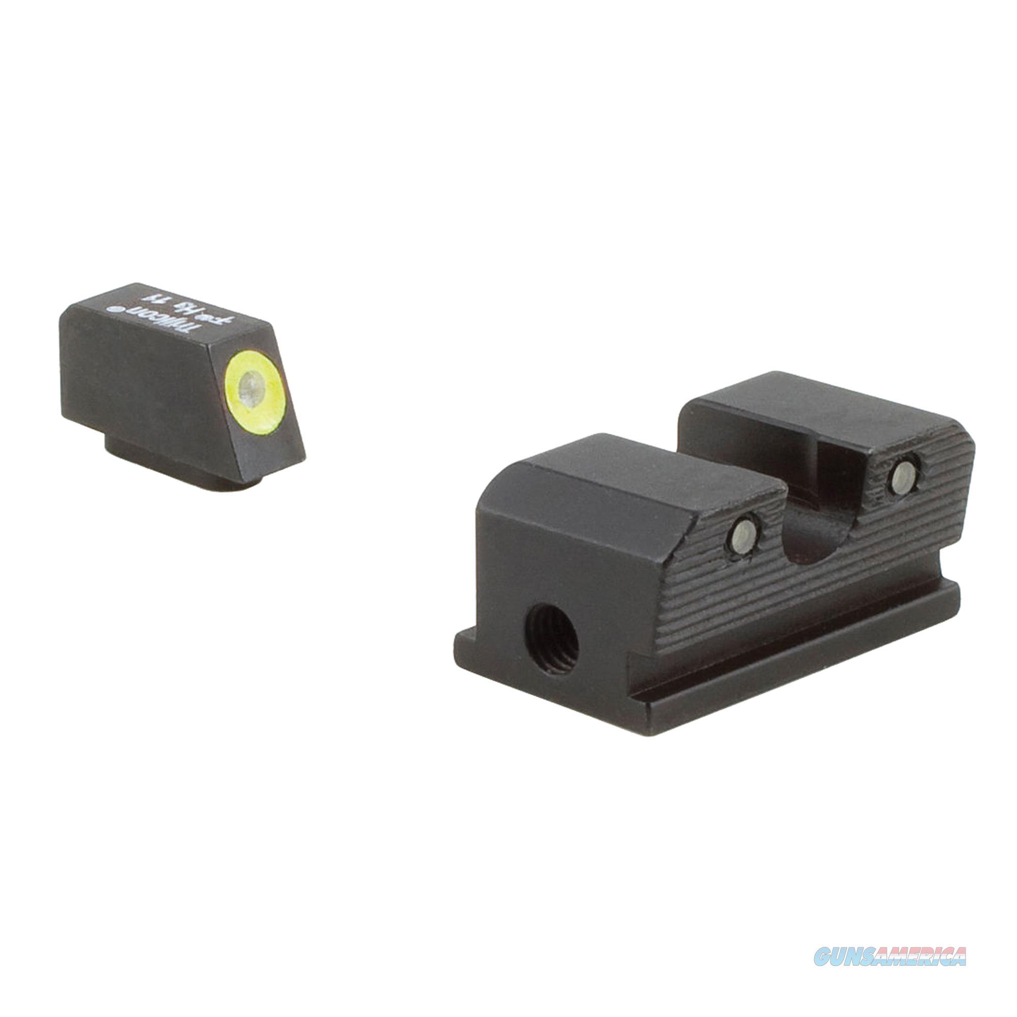 Trius Products Walther Hd Night Sight Set WP101-C-600737  Non-Guns > Iron/Metal/Peep Sights